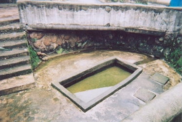 Korean well in Jeollanam-do.